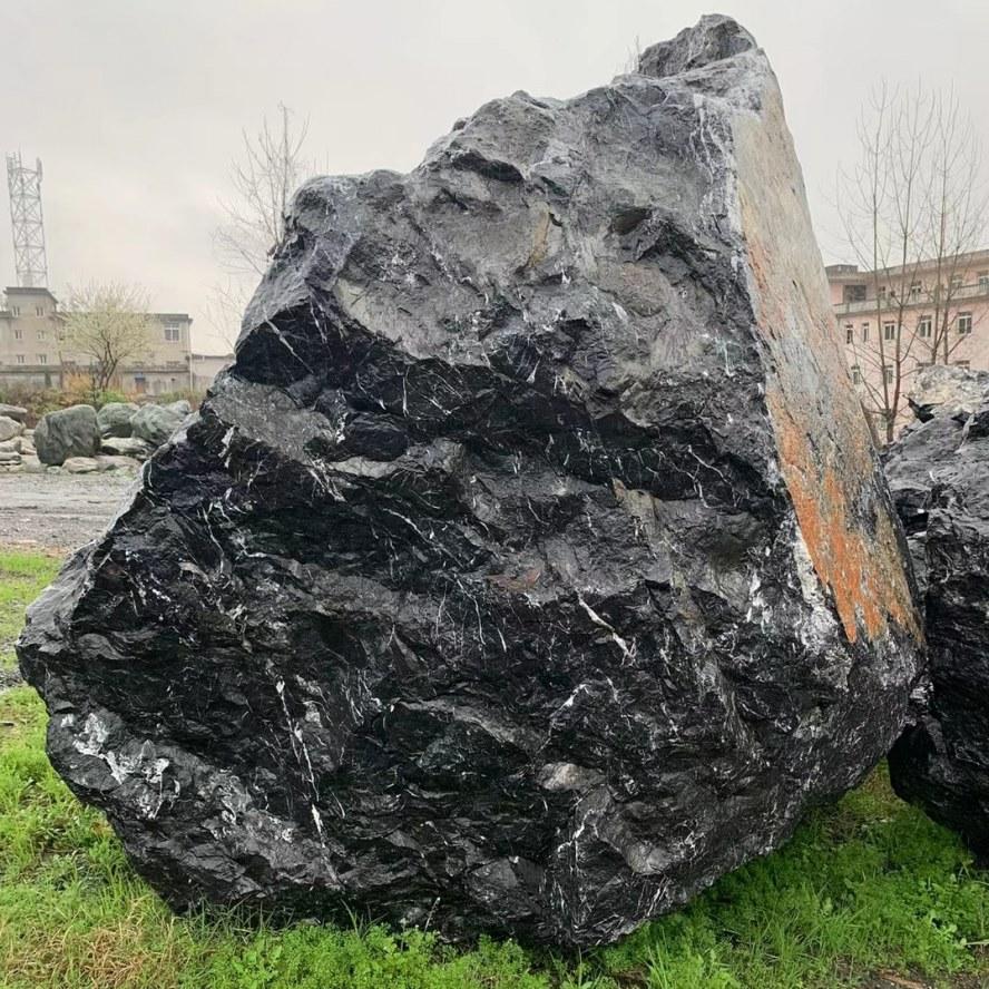 武汉黑山石